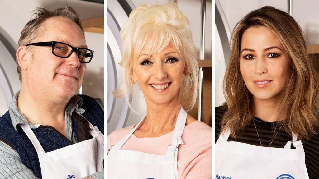 Celebrity Masterchef 2017 serves up Rachel Stevens and Debbie McGee