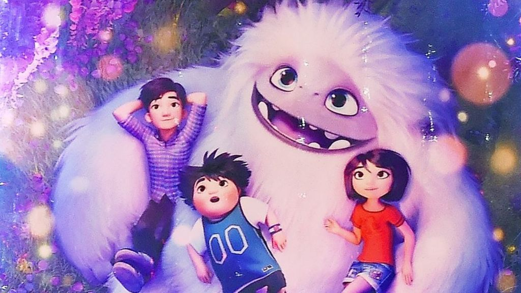 Abominable A Dreamworks Movie A Map And A Huge Regional Row Bbc News