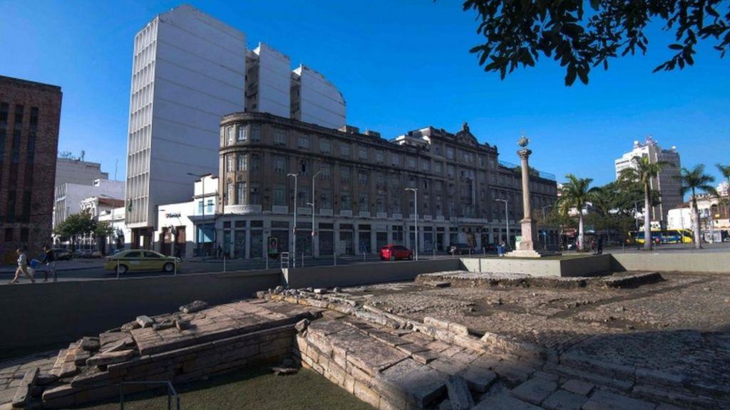 Rio's Valongo slave wharf becomes Unesco heritage site