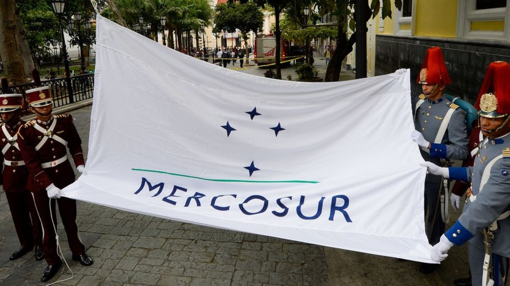 chile - almost a member of the mercosur club essay Gdp is a popular measure that gauges the total amount of goods and services produced in a country annually chile is enormously dependant on trade, which makes up.