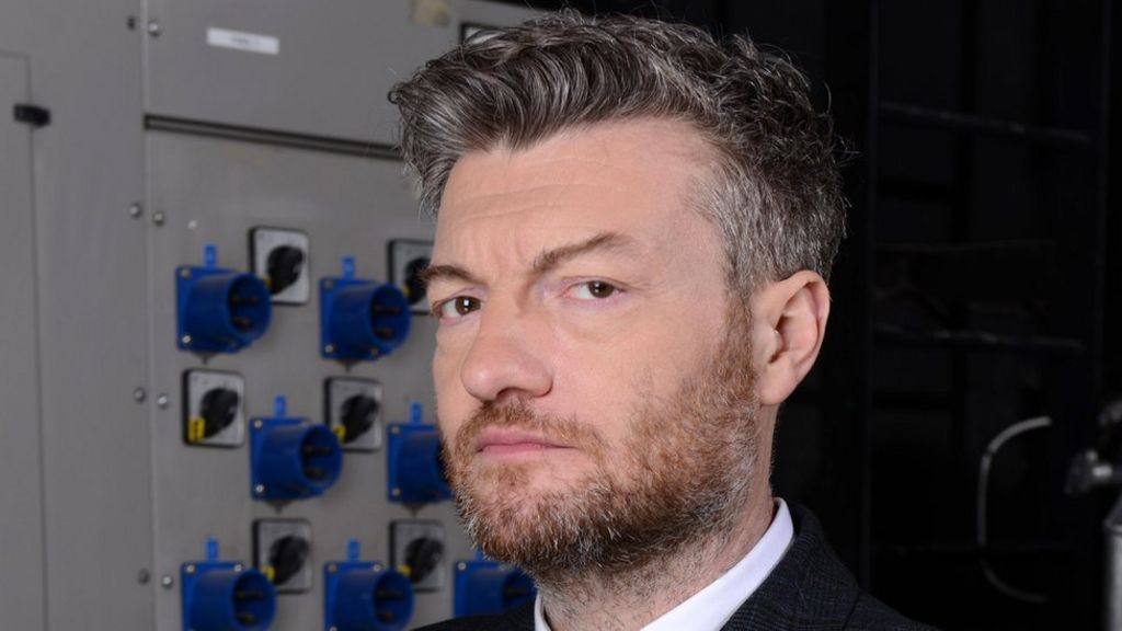 Charlie Brooker cancels 2017 Wipe