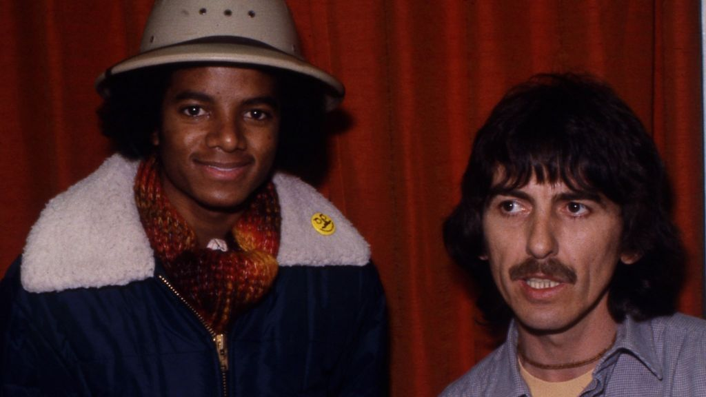 Michael Jackson and George Harrison: Rare radio interview restored