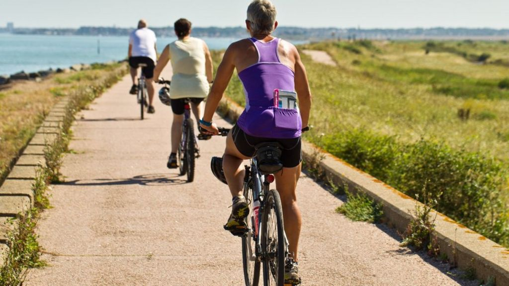 Middle-aged can reverse heart risk with exercise, study suggests