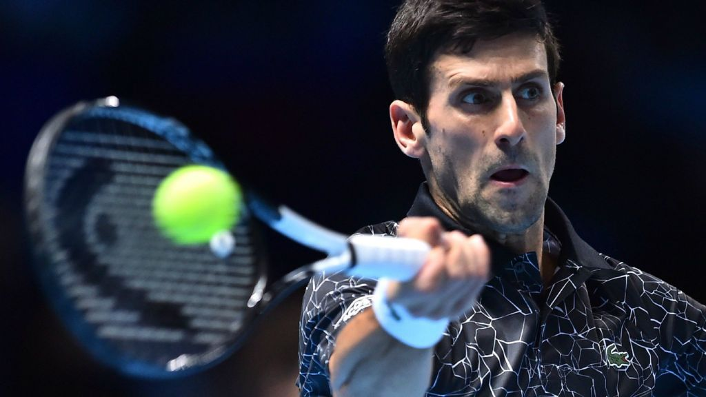 ATP Finals: Standings, results and BBC TV, radio and online
