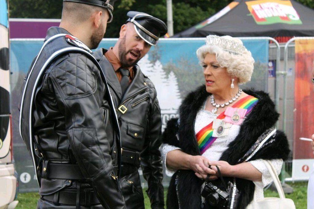Fydd Pride Cymru yn cael sêl bendith y Frenhines? // Will Pride Cymru receive the Royal seal of approval?