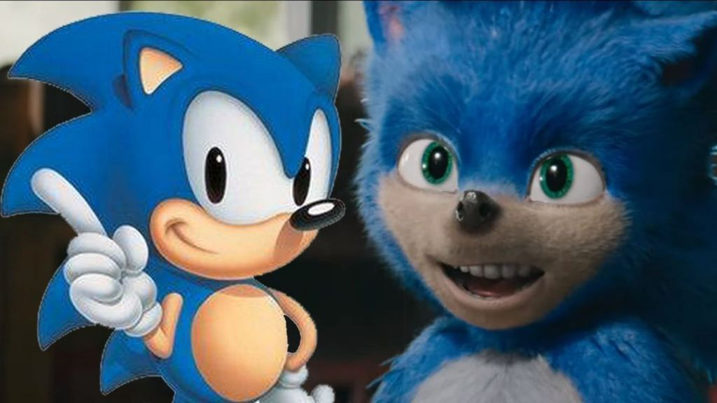 Sonic the Hedgehog's teeth and why video game movies
