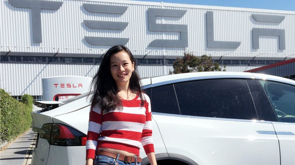 The Uncertain Future For China S Electric Car Makers Bbc News