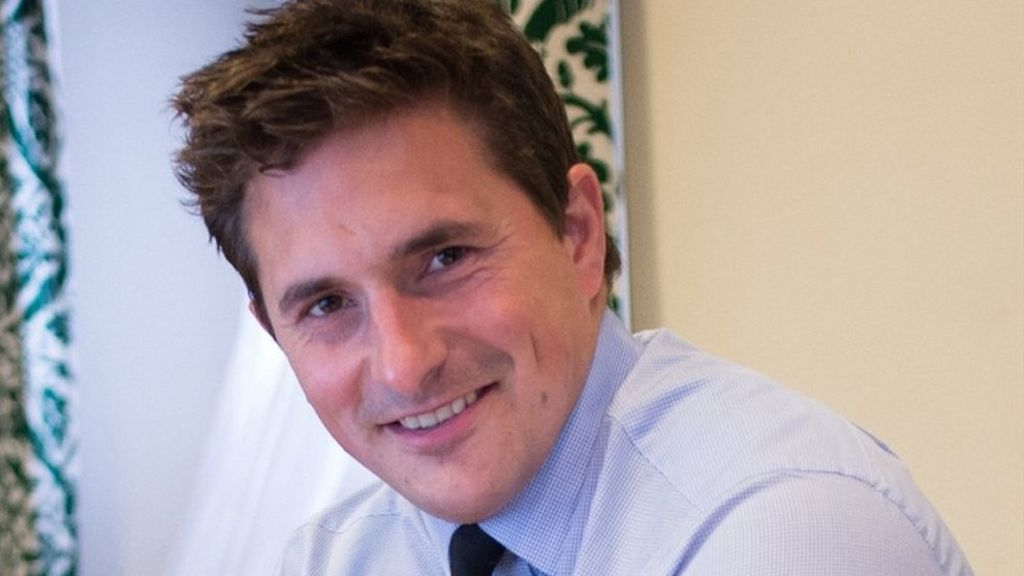 bbc.co.uk - Chris Quevatre - MP Johnny Mercer's salary funded by failed bond scheme marketing agent