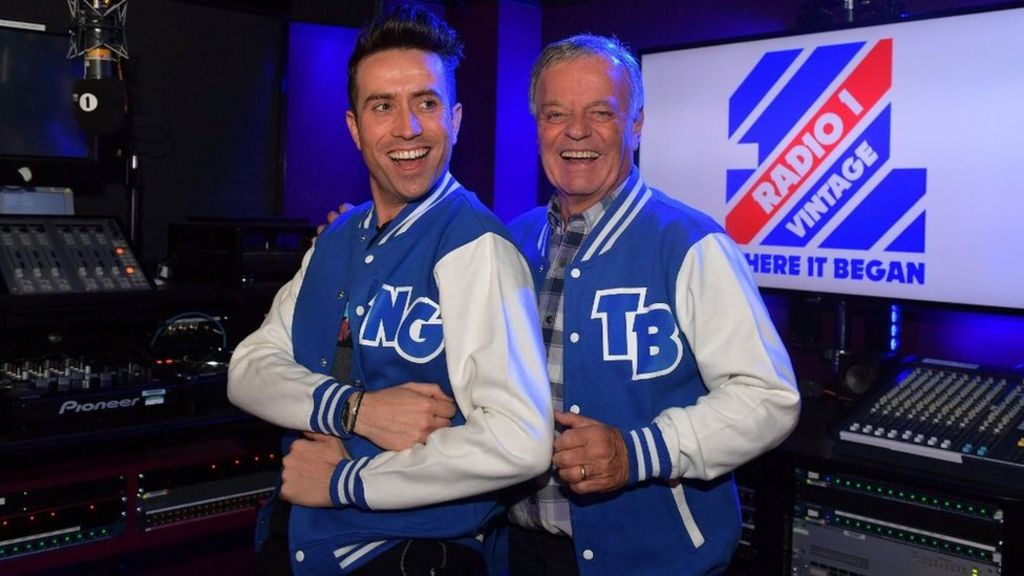 DJs celebrate 50 years of Radio 1 and 2