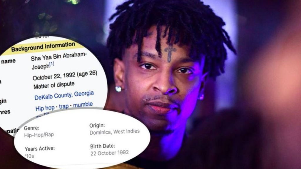21 questions about 21 savage bbc news 21 questions about 21 savage bbc news