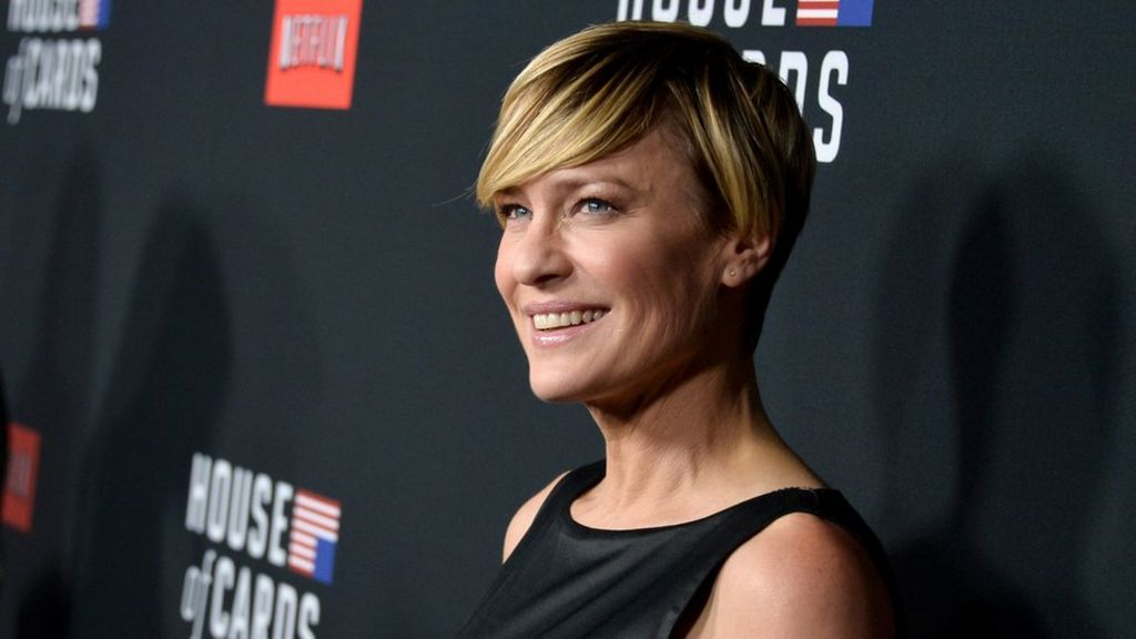Robin Wright: A movie star and a maths expert fight for equal pay