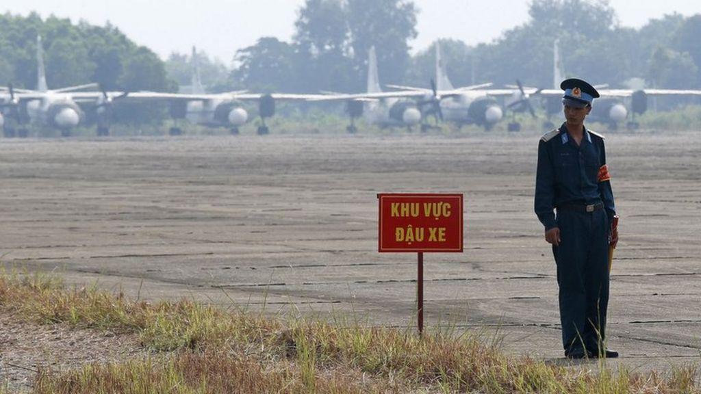 Agent Orange: US to clean up toxic Vietnam War air base - BBC News