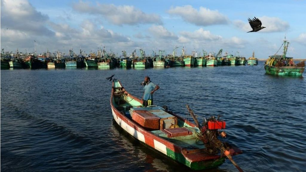 bbc.co.uk - The India fishermen using cheap smartphones to map the coast