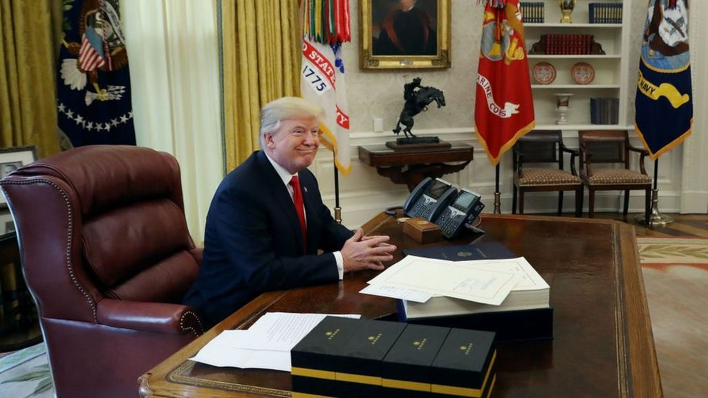 10 explosive revelations from new Trump book