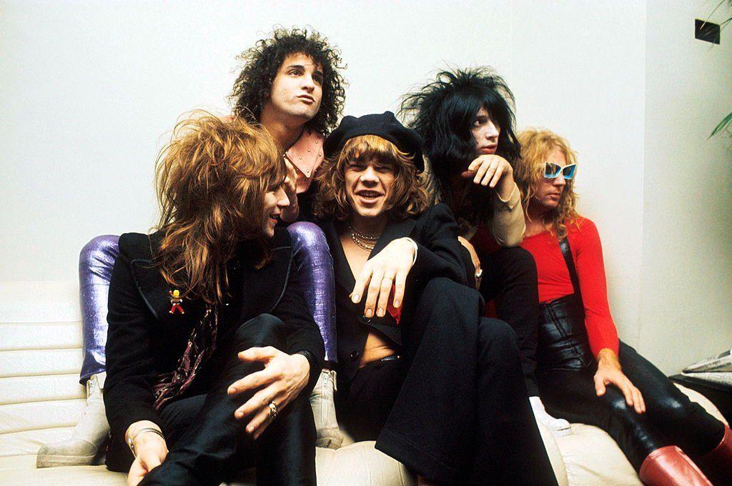 New York Dolls in 1973
