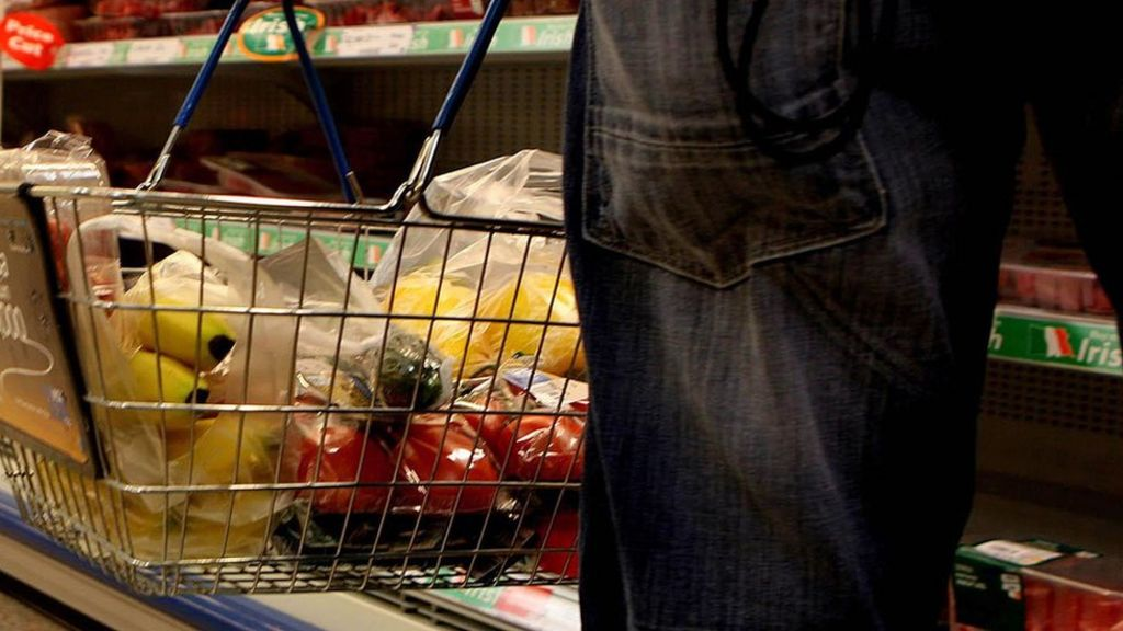UK inflation holds steady at 3%