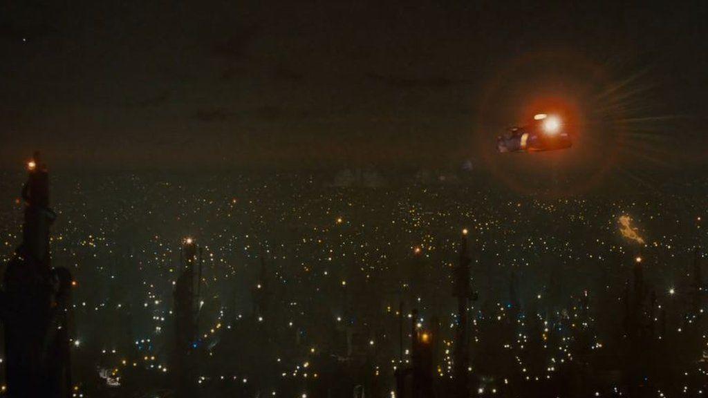 The dark world of Blade Runner