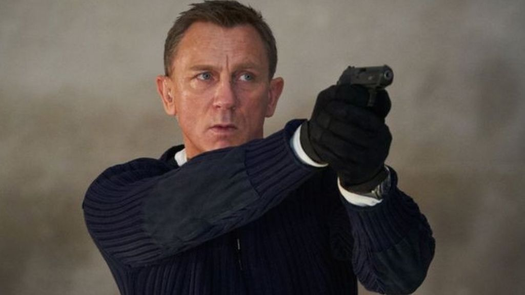 Release Of James Bond Film No Time To Die Delayed Again Bbc News