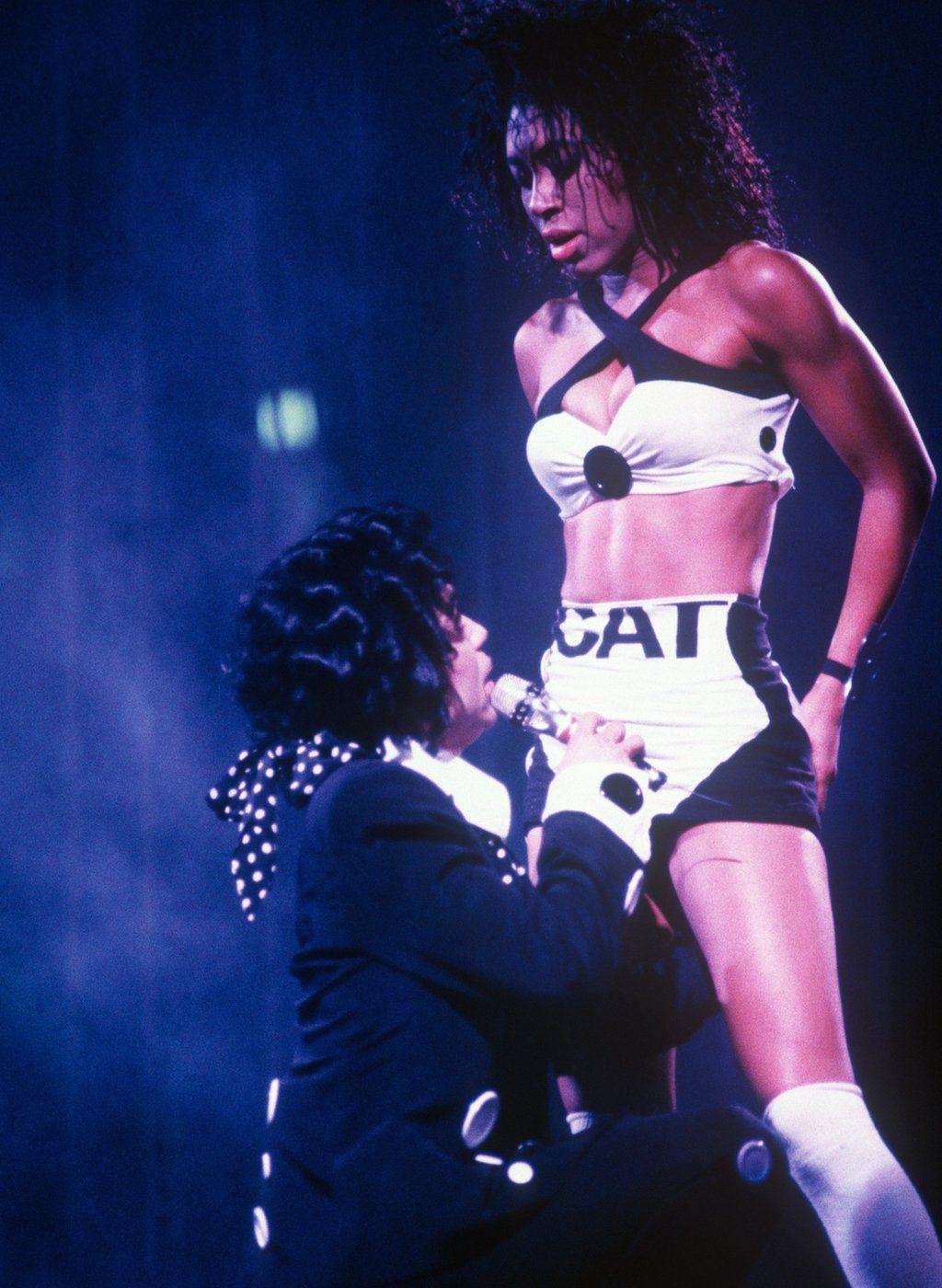 Prince on the Sign O The Times Tour