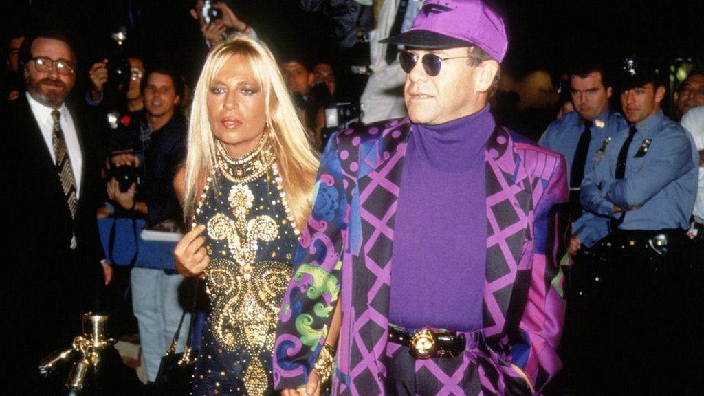c67675e116fd Michael Kors snaps up Versace for  2.1bn - BBC News