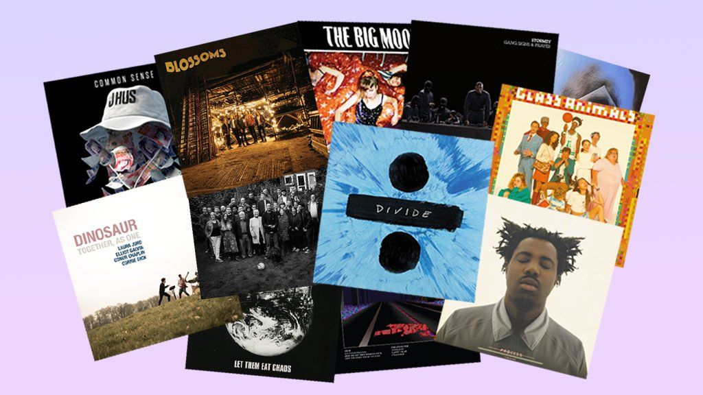 The albums nominated for the 2017 Mercury Prize