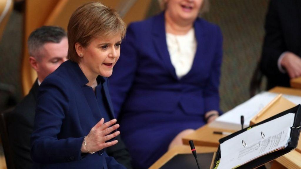 Scottish independence: Nicola Sturgeon to make indyref2 statement