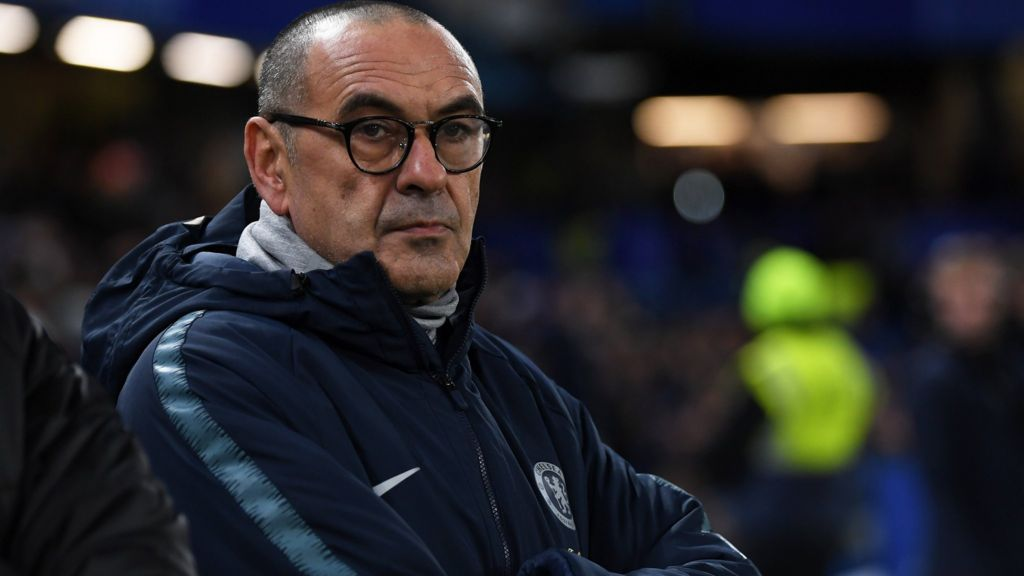 ef6721fce Maurizio Sarri says Chelsea need patience if his vision is to be fulfilled