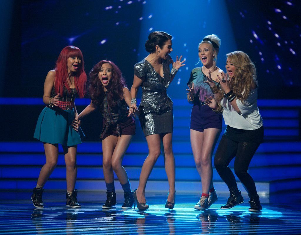 Little Mix win X Factor