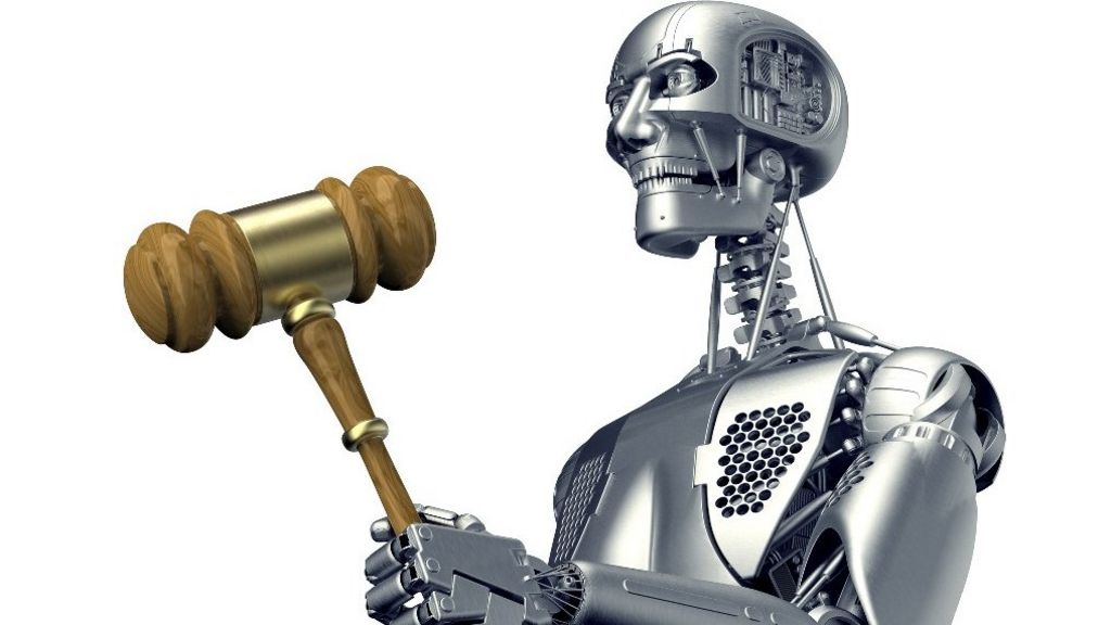 The robot lawyers are here - and they're winning - BBC News