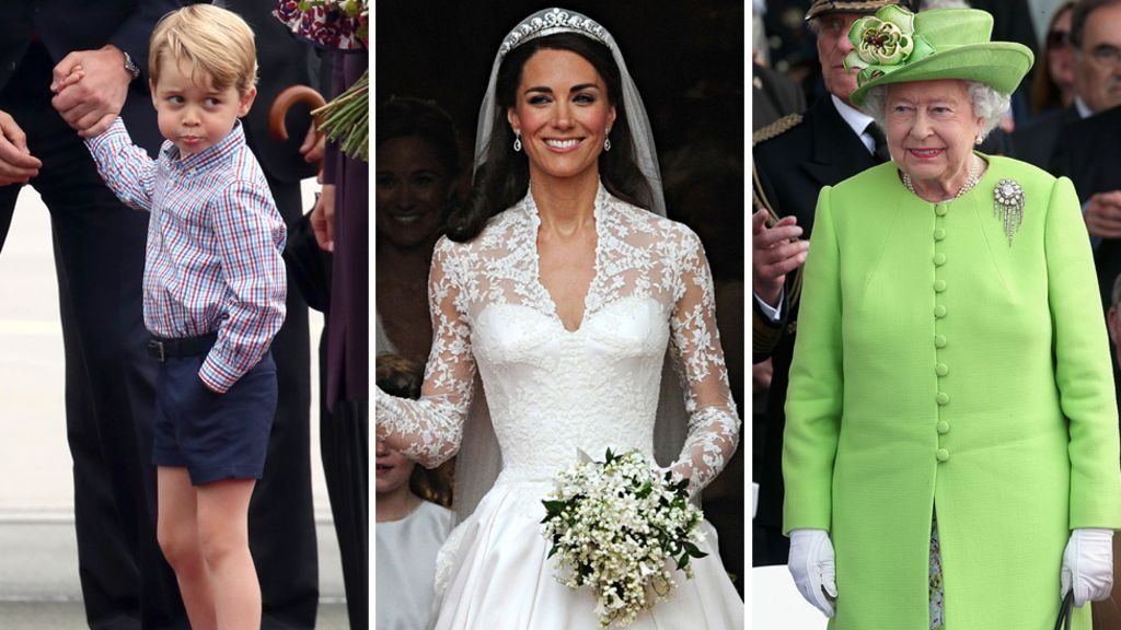 The Royal Family S Dress Code Uncovered Bbc News