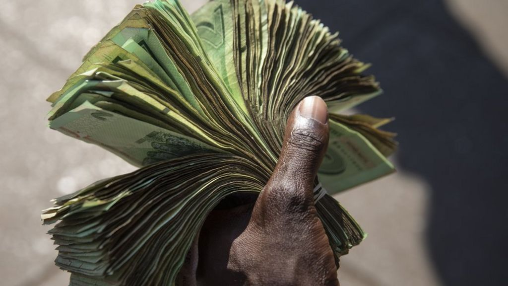 Zimbabwe introduces RTGS dollar to solve currency problem