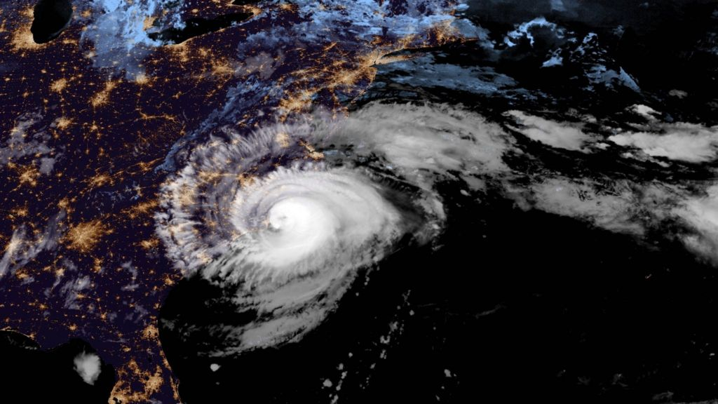 images from hurricane florence - 1024×576