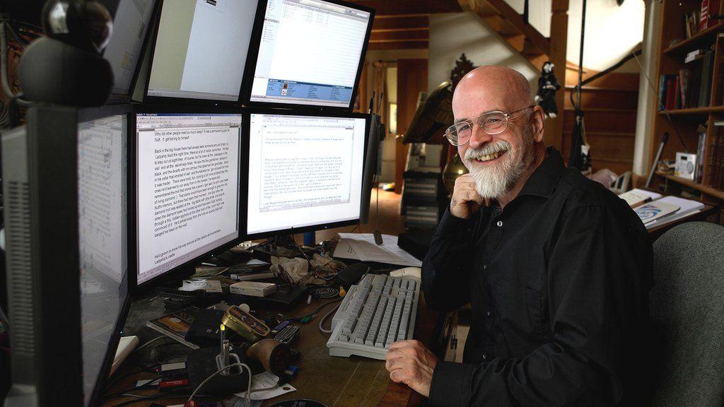 Terry Pratchett; His World at Salisbury Museum