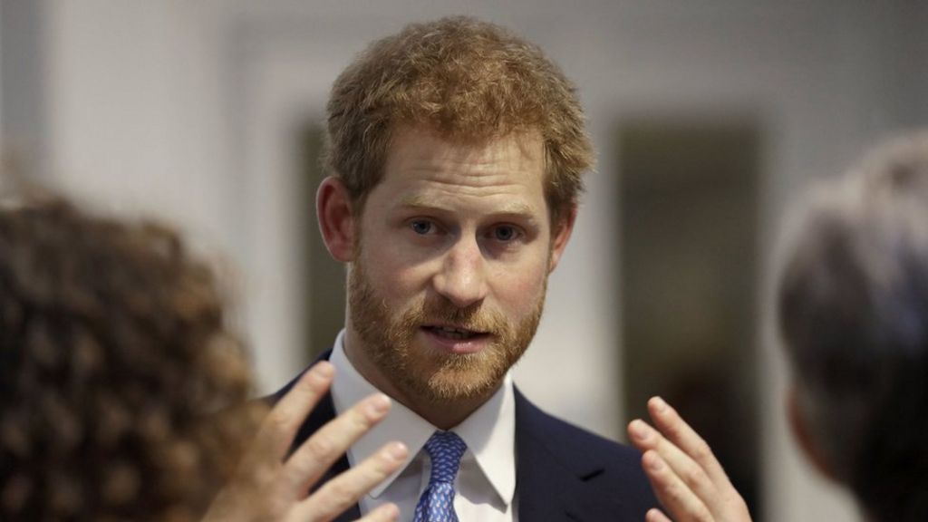 """Prince Harry 'wanted out' of Royal Family:..the prince - who is fifth in line to the throne - said being in the Army was """"the best escape I've ever had""""."""