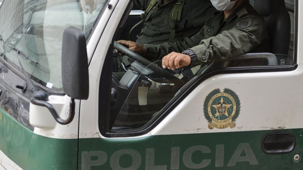 Colombia anti-corruption chief arrested on US charges