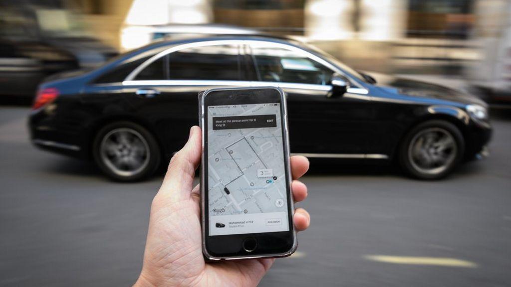 Uber using 'aggressive' tactics says Mayor