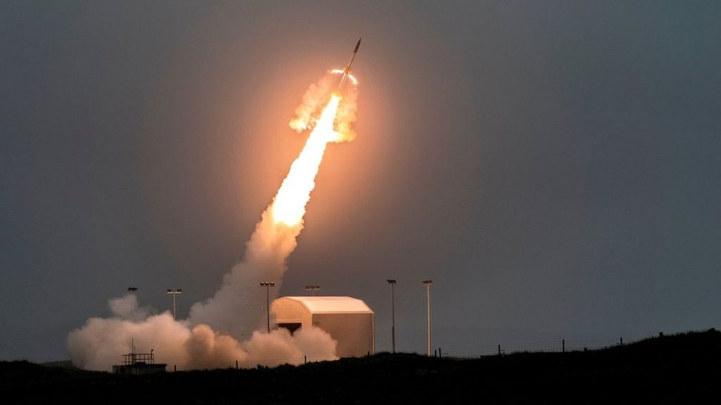 'Job cuts' at UK's largest missile range