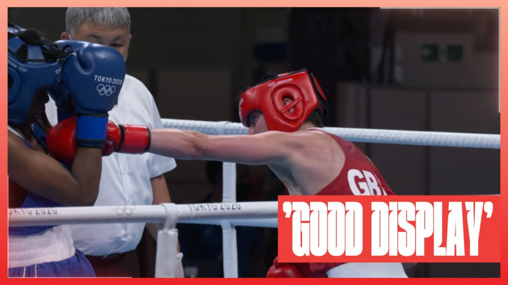 Tokyo Olympics: Team GBs Karriss Artingstall advances to womens 57kg boxing round of 16