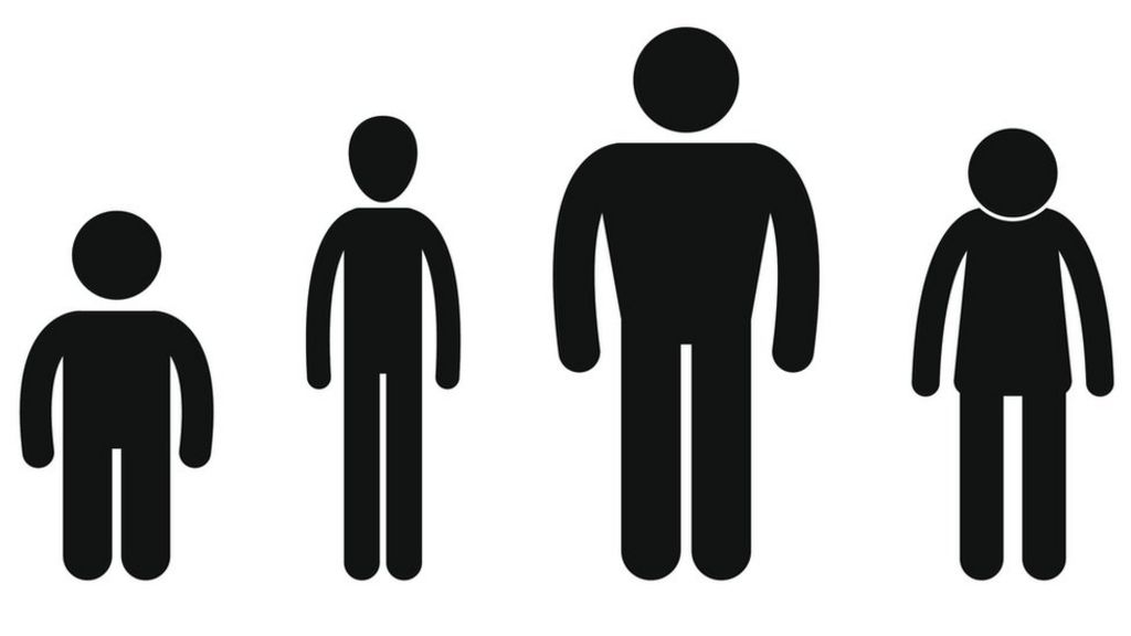 Average height for a man in the uk