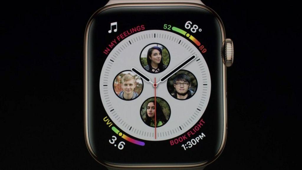 bbc.co.uk - Apple unveils next-generation Watch
