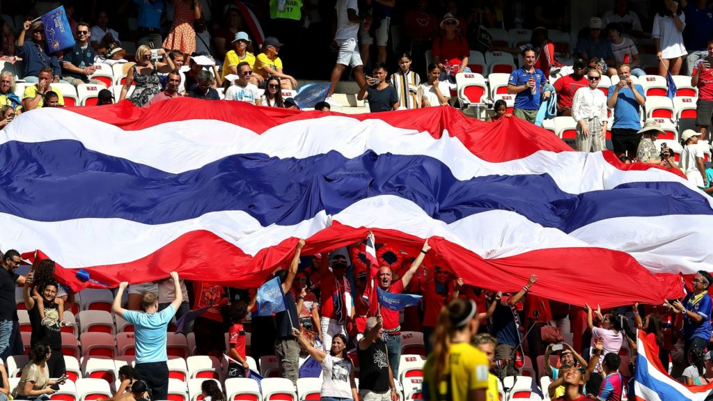 Women's World Cup: Thailand's moment of redemption after USA