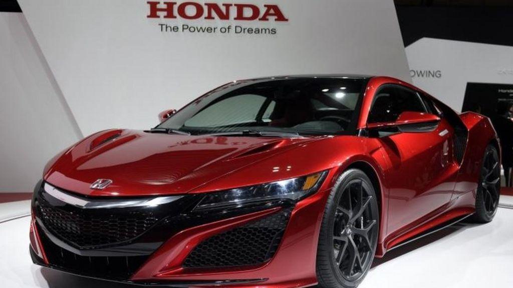 Honda North America >> Honda Profits Boosted By North America Sales Bbc News