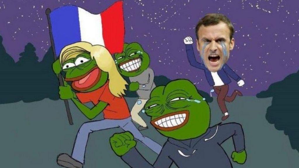 Macron Leaks: the anatomy of a hack - BBC News
