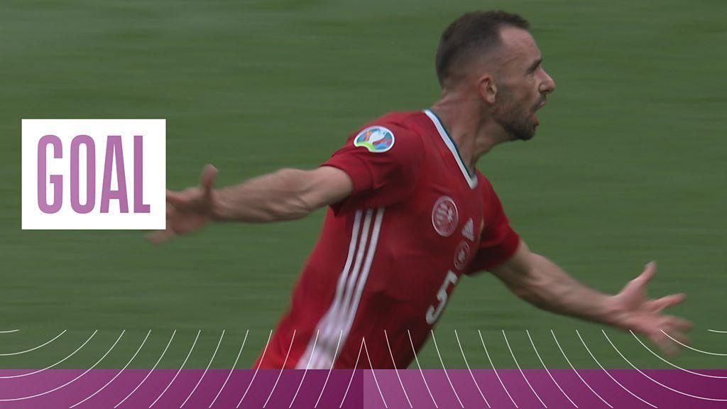 Wild celebrations as Hungary score shock opener against France