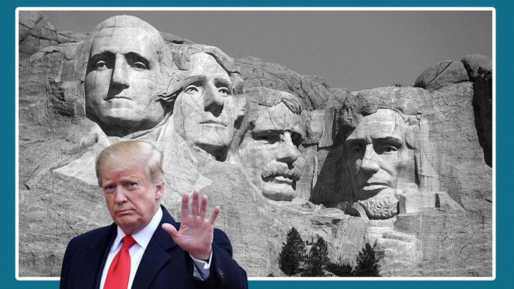 US historians on what Donald Trump's legacy will be - BBC News