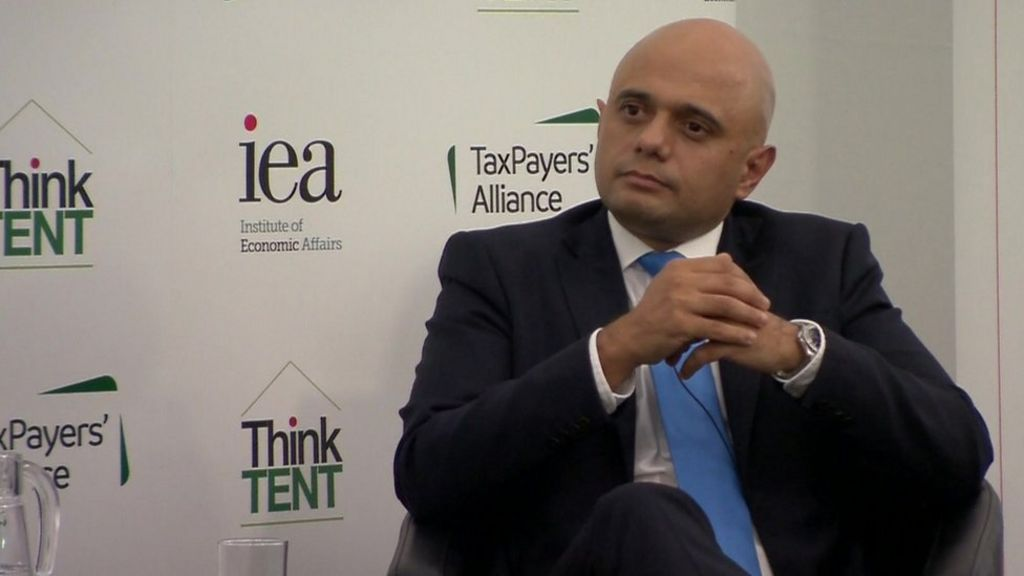 Javid: There is a 'real issue' with inheritance tax