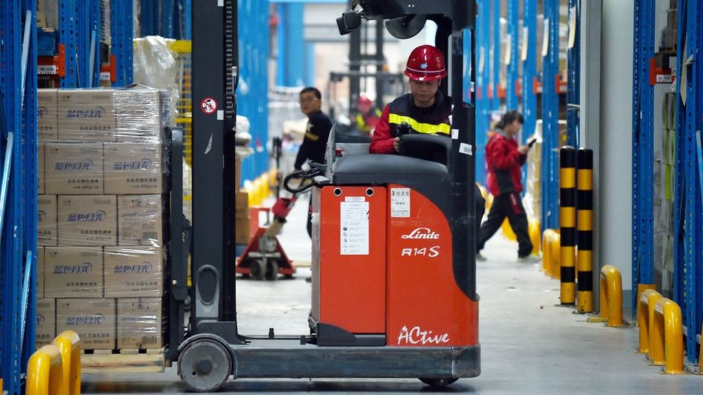 Amazon warehouse firm GLP bought for $16bn