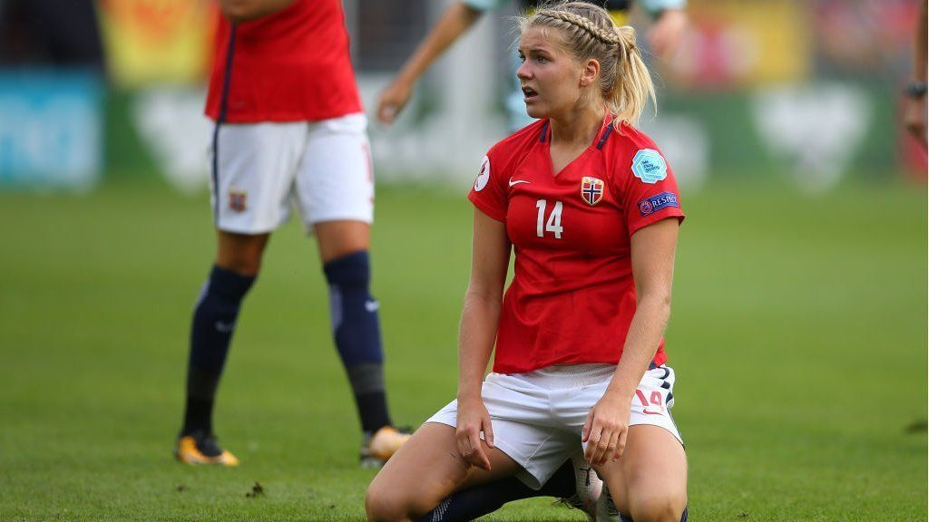 hot sale online 1045c 451b3 Women's World Cup: Ada Hegerberg not in Norway squad for ...