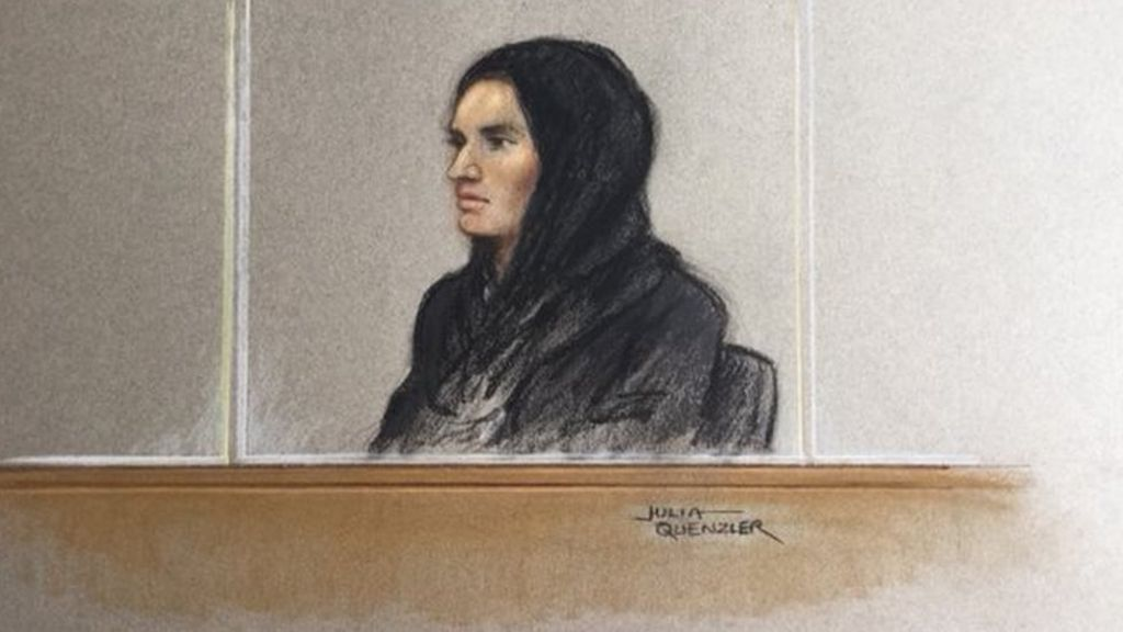 Birmingham woman, 21, guilty of aiding knife terror plot