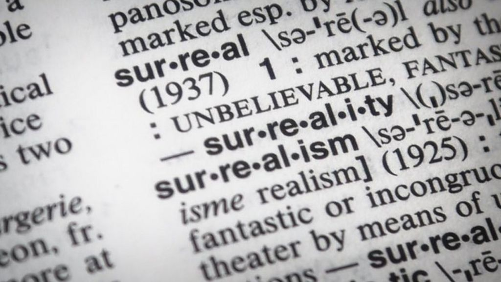 Merriam Webster S Word Of The Year Sums Up 2016 Bbc News